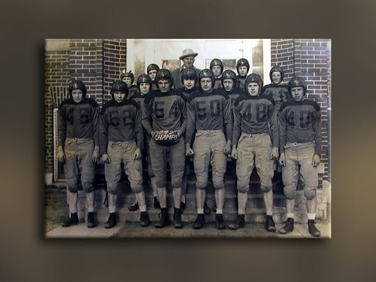 The Claremont Honkers gained national attention for their success in six-man football in the 1940s.
