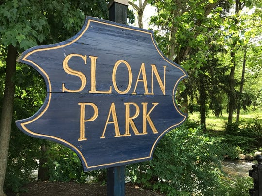 A new flood mitigation project is expected to end Main Street flooding in Bloomingdale and to reopen Sloan Park which was closed seven years ago.