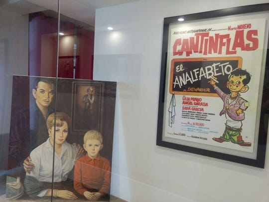 "La empresaria Tita Márbez heredó del hijo de ""Cantinflas"","