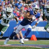 Could Jordan Matthews be ready to return this week?