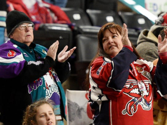 The Shreveport Mudbugs have two games remaining in a nine-game homestand.