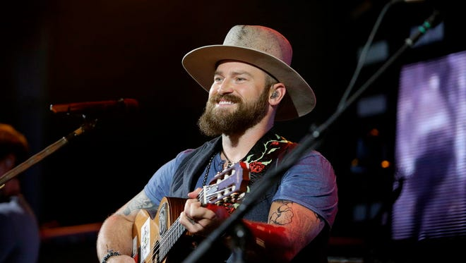 The Zac Brown Band will return to the Marcus Amphitheater for Summerfest July 1.