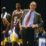 Former LSU basketball coach Dale Brown was an iconic figure for the program.