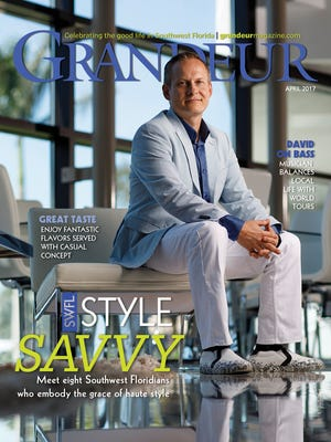 Oskari Kariste, Chairman, Ilme Advertising, Local Greens, M Room Company USA, and Naples Shell, and other local fashionable folks share their style must-dos.