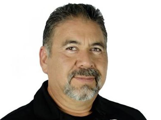 Brian Contreras is running for Salinas City Council District 1