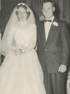 Richard Lee and Sue Anne Keets