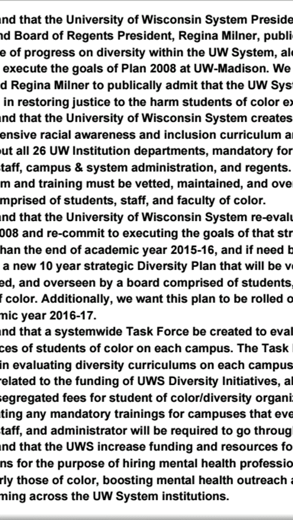 UW BlackOut Newsletter