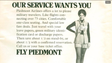 An undated Piedmont Airlines ad.