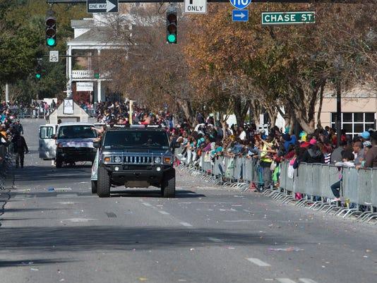 MLK Parade-Pensacola