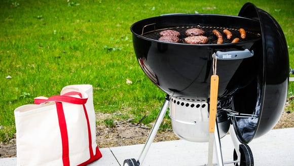 Upgrade your grill while it's still warm outside.