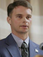 Assemblyman Christopher Friend