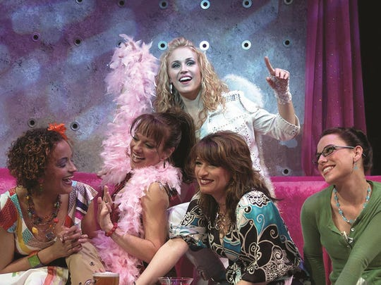 """""""Girls Night: The Musical"""" comes to the Clemens Center in Elmira on Saturday."""