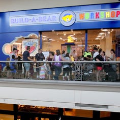 Build-a-Bear closes lines for jammed 'Pay Your Age,' offers $15 off vouchers