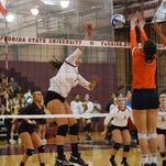 FSU Volleyball vs Auburn