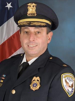 Brockport Police Chief Daniel Varrenti