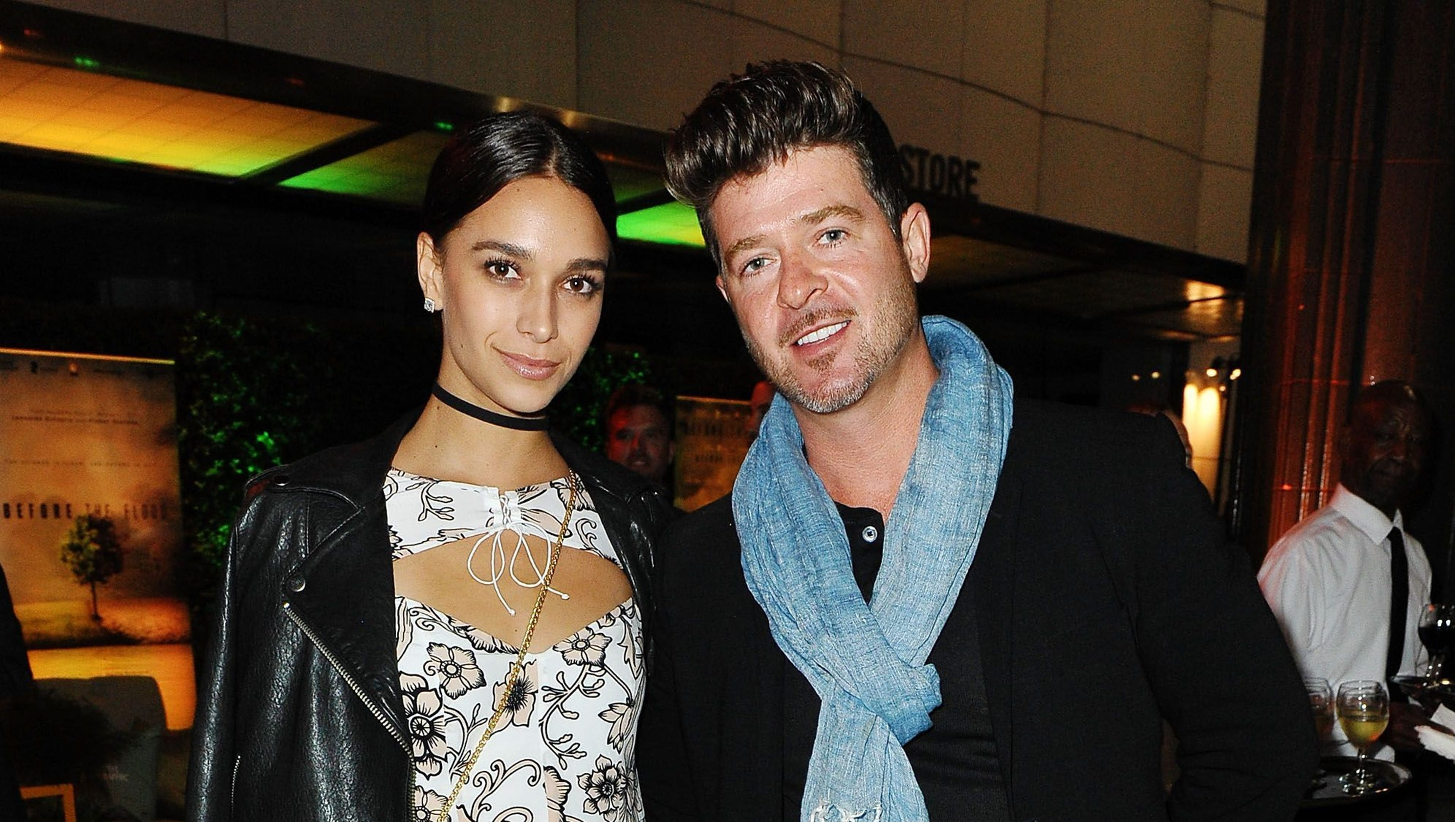 Baby Mia is here: Robin Thicke welcomes new daughter thumbnail