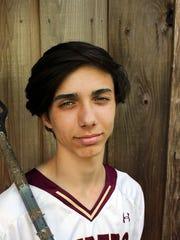 Graeme Williamson, Riverdale lacrosse