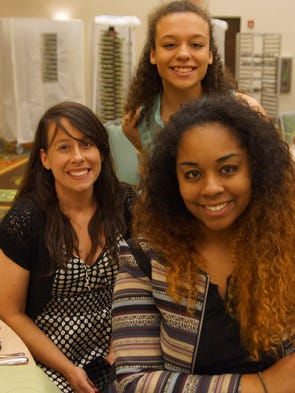 Shilo, Sharla and Jasmine Canady