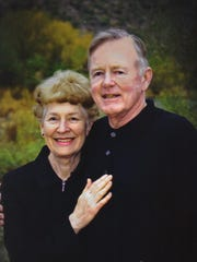 After 55 years together, John and Lois Koehn still call Sturgeon Bay home.