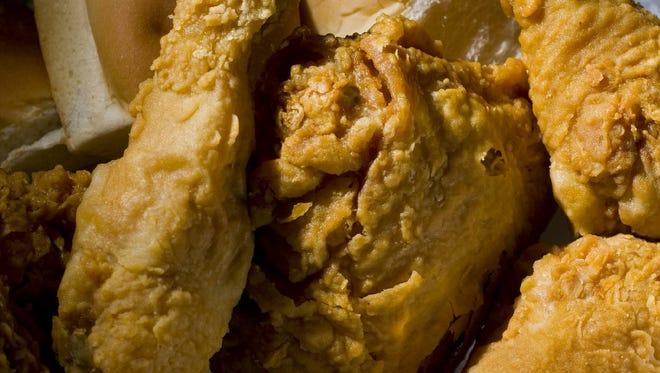 Indi's fried chicken