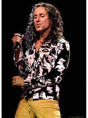 Former Journey lead singer Steve Augeri