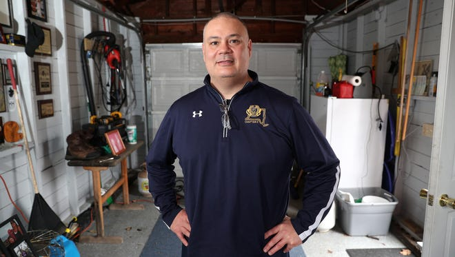 Tony Lipani is the former athletic director at Irondequoit High School. He suffered a heart attack at 45 and now trying to help others in a similar situation through his podcasts.