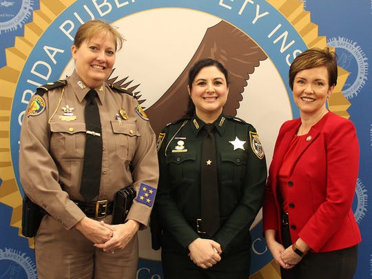 TCC honors law enforcement duo for Women's History