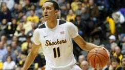 Sophomore guard Landry Shamet leads Wichita State with