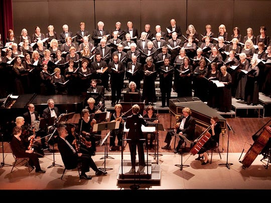 Festival Chorale Oregon opens its 38th season with a holiday concert Sunday, Nov. 20, at the Historic Elsinore Theatre.