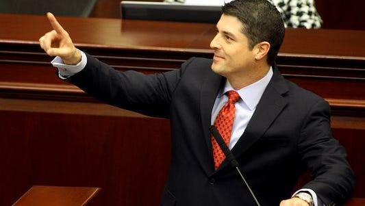 House Speaker Steve Crisafulli.