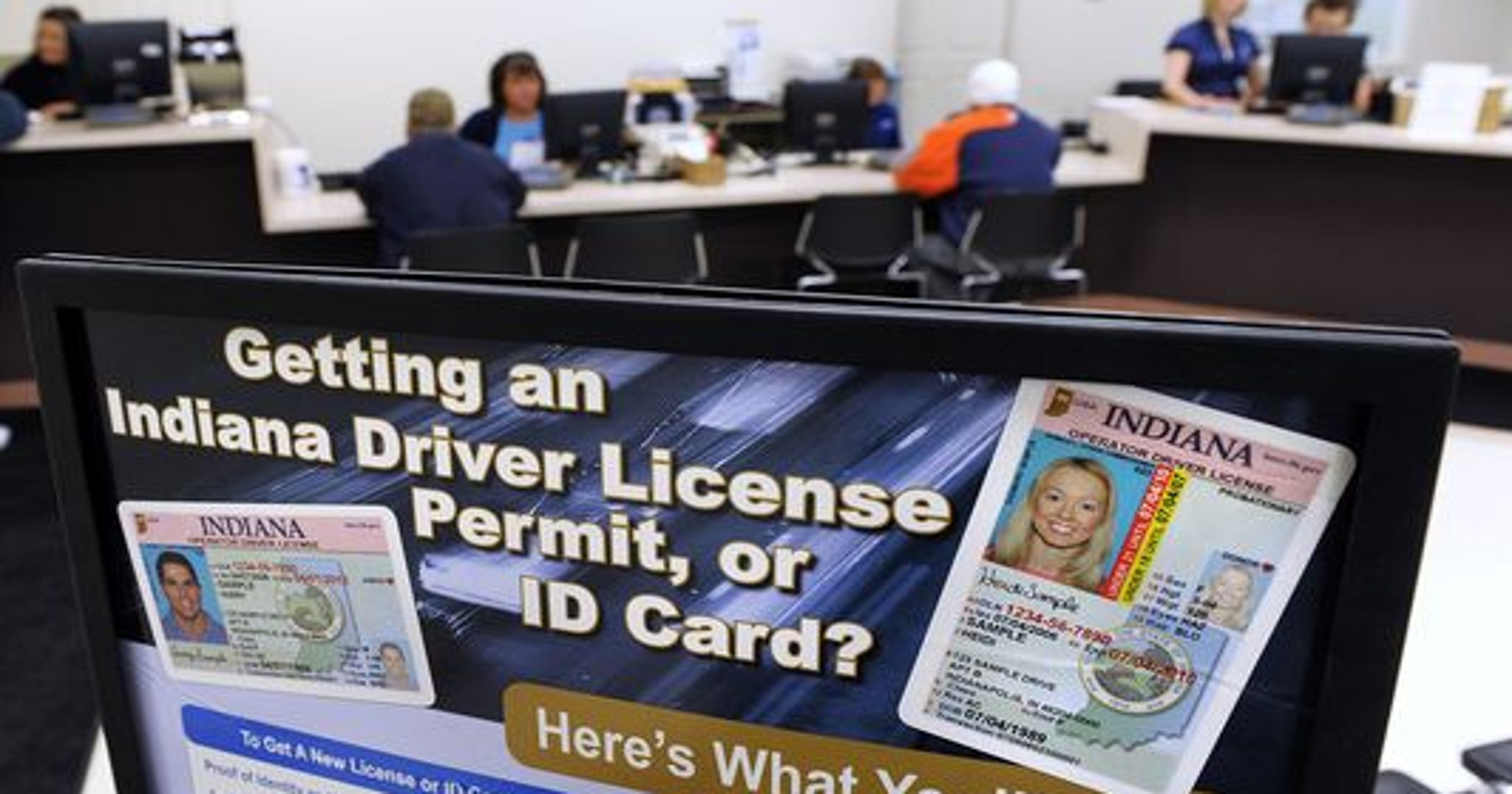 indiana drivers license law change 2015