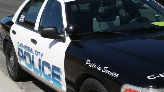 Cathedral City Police Department