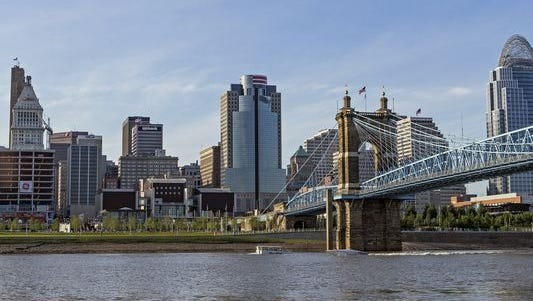 """Cincinnati ranked 15 in Forbes' annual list of  """"The 20 Best Cities for Young Professionals."""""""