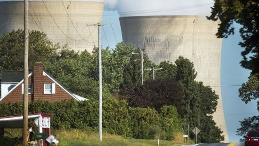 Three Mile Island Generating Station will test its sirens June 2 at 12:15 p.m.
