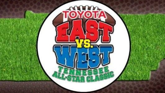 The 10th annual Toyota East vs. West Tennessee All-Star Classic is set for Dec. 9.
