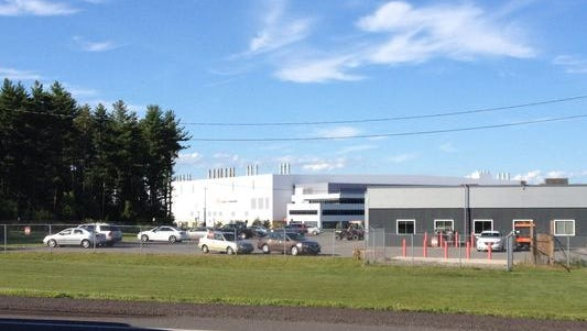GlobalFoundries' Fab 8 semiconductor plant in Malta, Saratoga County