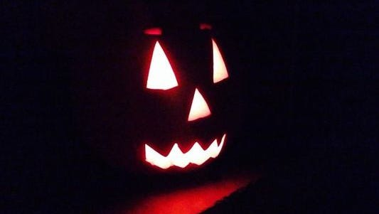 Taking great Halloween photos in the dark is a snap with these easy tips...
