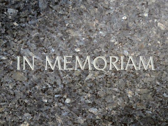 In Memoriam Marble Grave