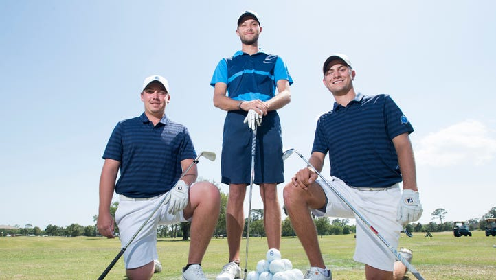 Four UWF golfers named among NCAA Division II All-American selections