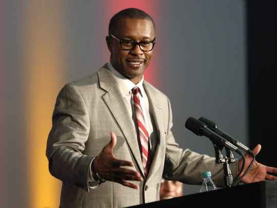 New Florida State Head Football Coach Willie Taggart