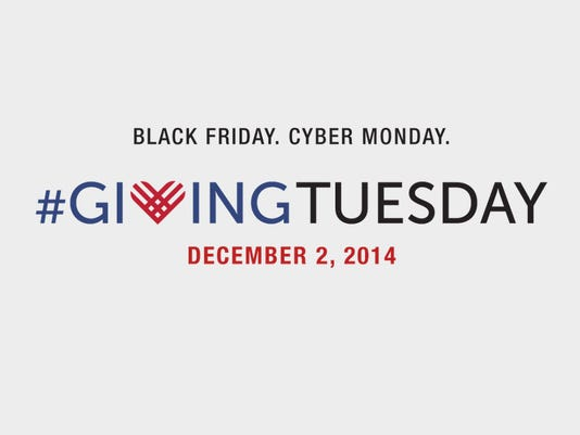 #GivingTuesday.