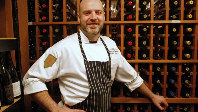 Christopher Czarnecki, chef and owner of The Joel Palmer House in Dayton, has created a special wine-pairing dinner in collaboration with Willamette Valley Vineyards for a dinner on March 18.