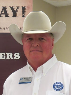 Richard Thorpe III of Winters, is president of Fort Worth-based Texas and Southwestern Cattle Raisers Association.