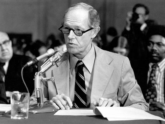 E. Howard Hunt in 1973.
