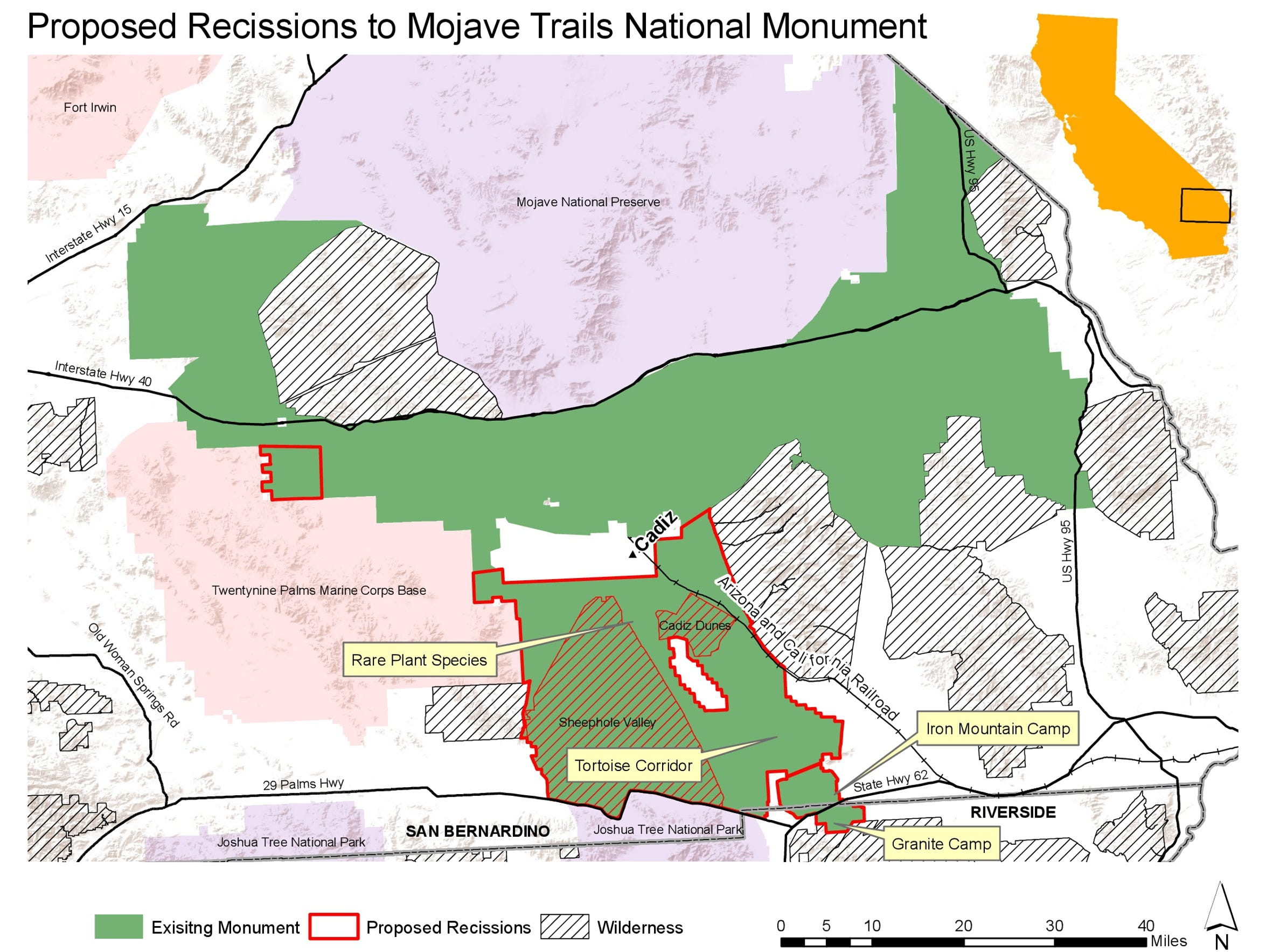 This map, which was produced by the Mojave Desert Land