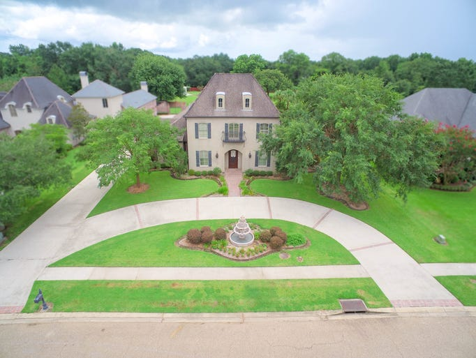 This 6 BR, 5 BA home is located at110 Southwark Drive