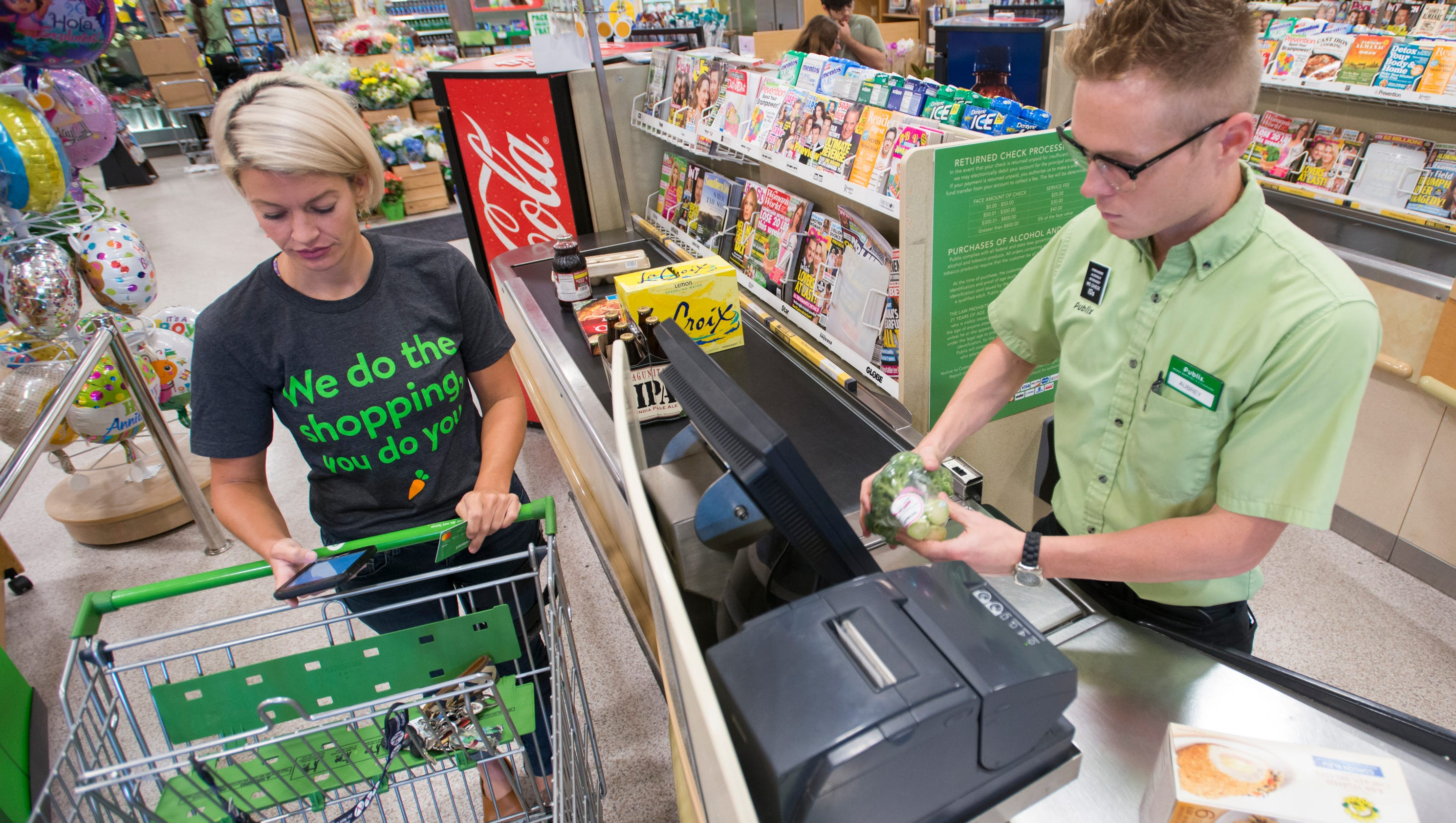 Kroger grows home delivery to 45 cities with Instacart