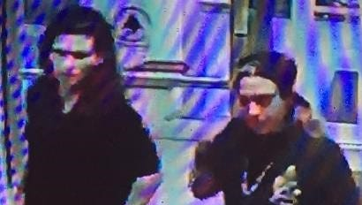 Cocoa police are looking for two women who walked into Wuesthoff Hospital in Rockledge Friday afternoon. It's part of a death investigation.
