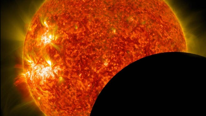 Tallahassee will experience a solar eclipse Aug. 21.