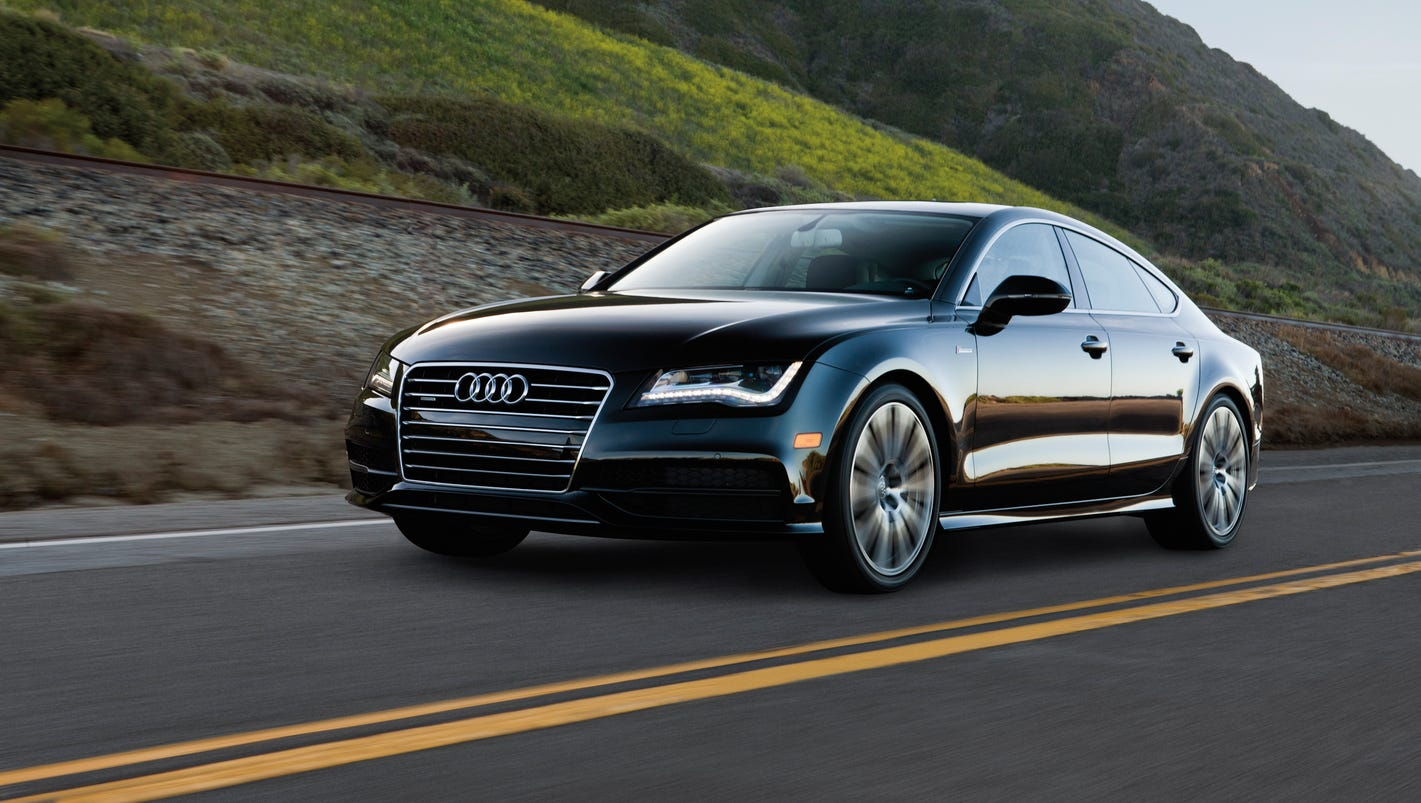 Audi Recalls Over Cars For Fuel Lines Can Leak - Audi